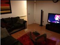 2 BEDROOM FLAT FULLY FURNISHED CLOSE TO CITY CENTRE/DUNDEE UNI (forest park road)