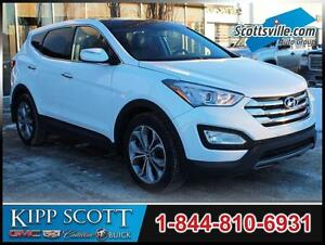 2013 Hyundai Santa Fe Sport 2.0T AWD, Leather, Sunroof, Nice