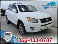 2012 Toyota RAV4 Sport, Leather, A/C, Cruise