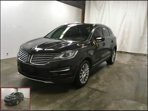 2015 Lincoln MKC Reserve 2.3L 285hp, BLIS
