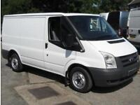 X2 FORD TRANSIT VAN 2009 SWB & LWB READY FOR WORK FULL SERVICE HISTORY ELECTRIC WINDOWS LOW MILES