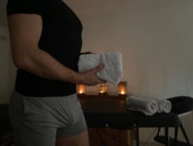 Full Body Massage - Athletic Male Massage Therapist - Gay Friendly - WOKING