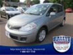 2012 Nissan Versa S! ONLY 57K! Trade-In! Save!