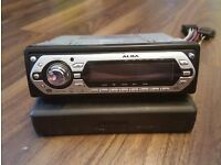 Car CD player, excellent condition sfs