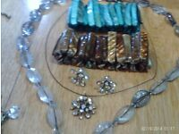 matching sets of jewellery