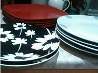 Used Plates various