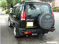 Land Rover Discovery TD5 7Seater Dark Green