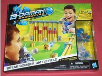 B-Daman Crossfire 'Break Bomber Battlefield' Game (new)