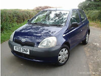 Toyota Yaris 1.0 GS 5 Door