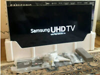 Brand new Samsung 49in Smart HDR 1000 (10bit) UHD LED TV WI-FI Freeview HD & FreeSat HD [scratch]