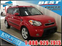 2010 KIA SOUL 4U; LOW KM, AUTO, SUNROOF, CRUISE & MORE