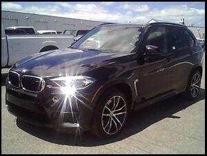 2016 BMW X5 M Premium, Full Leather & Carbon Trim