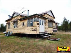 "TOTAL"" Lots Of Fun"" House, 107.42acs, Dams – CHEAP Dalby Dalby Area Preview"