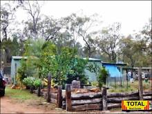TOTAL Getaway Weekender & other Structures, Power, Phone, 23.4ac Toowoomba Surrounds Preview