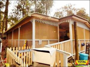 TOTAL Large, Private, plenty of rooms, verandahs, Low site fees. Kybong Gympie Area Preview