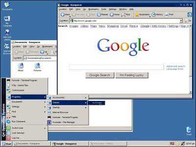 Q4OS 2.7 Scorpion LTS Linux - 64 bit - Windows XP replacement Live/Install CD (Os Windows 7 Cd)