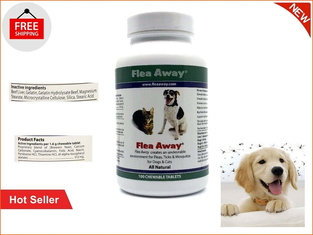 flea tick mosquito repellent for dogs
