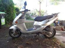 2005 Scooter Bowel Arriba XS with 11 months rego North Manly Manly Area Preview