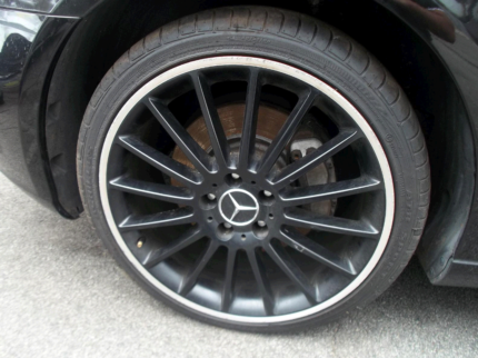 MERCEDES W219 CLS CLASS (04-2013) 19 INCH MAG WHEELS WM02979 Kenwick Gosnells Area Preview