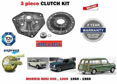 1949-53 MORRIS Oxford MO   CLUTCH KIT Driven Plate, Cover, Release Bearing