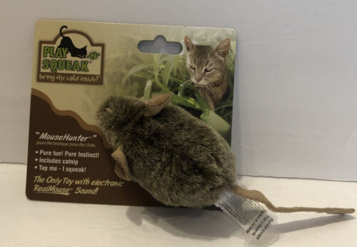 Our Pets Play-N-Squeak MouseHunter