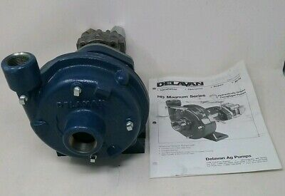 Delavan Cast Iron Hd Magnum Centrifugal Pump
