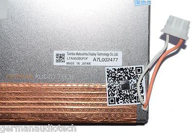 MERCEDES-BENZ COMAND NTG2 5 NAVIGATION RADIO MONITOR LCD