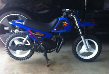 YAMAHA PW50 CUSTOM ALOT OF $$$ SPENT PEEWEE Blackbutt Shellharbour Area Preview