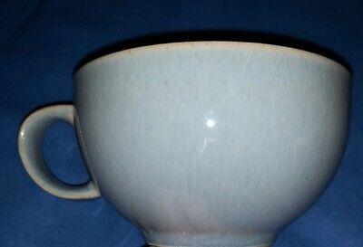 Denby  ~ Blue Jetty ~ Tea Cup! Like New! $$FREE (Jetty Blue)