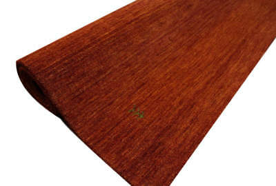 Teppich Gabbeh fein 160x230 cm 100% Wolle Handgewebt rottöne meliert