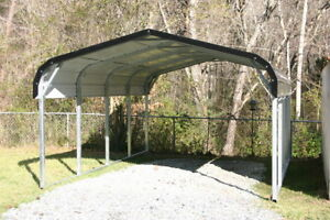Metal Carport: Storage Sheds | eBay