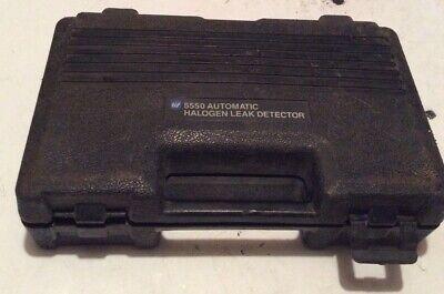 Tif 5550 Automatic Halogen Leak Detector With Case