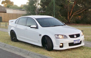 2012 Holden Commodore SV6 Z Series II MY12.5 + 12M Reg + RWC Mill Park Whittlesea Area Preview