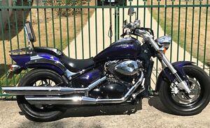 Suzuki M50 Boulevard, 800cc Cruiser, 1 owner, low km,$5900. Youngtown Launceston Area Preview