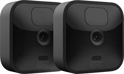 Blink - 2-cam Outdoor Wireless 1080p Camera Kit
