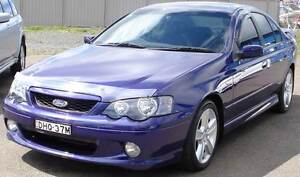 2003 Ford Falcon Sedan Armidale Armidale City Preview