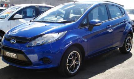 2013 Ford Fiesta Hatchback Armidale Armidale City Preview