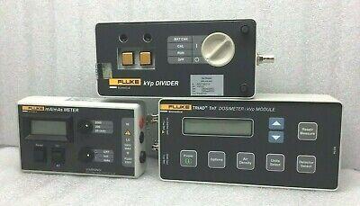 Fluke Triad Tnt Dosimeterkvp Module 35080b Kvp Divider Mamas Meter 35050at