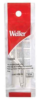 Купить WELLER - Weller 7250W Standard Soldering tips 2/per pack for D550 and D650 soldering gun