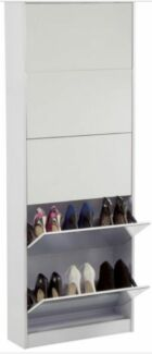 Mirrored Shoe Cabinet Bellerive Clarence Area Preview