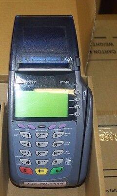 Verifone Vx520 Card Reader W Pinpad 1000se Free Shipping