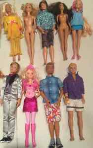 BARBIE doll collection West Island Greater Montréal image 2