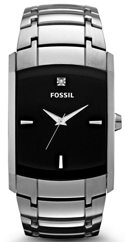 top 10 fossil watches for men fossil fs4156p men s dress three hand stainless steel watch