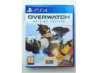 Wanted OVERWATCH PS4 GAME PLAYSTATION 4