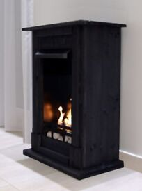 Ethanol Fire Place Firegel Fireplace Cheminee Madrid Premium