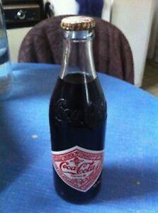 Coca-Cola   Bouteille de Collection PEMBROKE