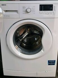 beko 7kg a++ washing machine comes with warranty can be DELIVERED