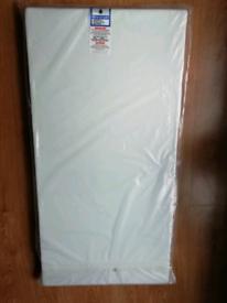 Aloe Vera Baby cot foam mattress 120 x 60 cm 8 cm thick