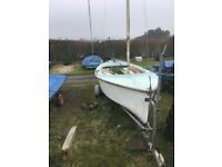 GP14 Sailing Dinghy (Fibreglass)