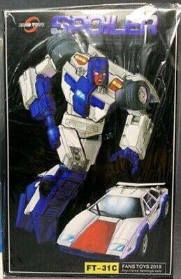 Transformers FansToys FT-31C SPOILER G1 Breakdown Action figure Toy
